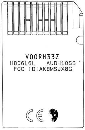Sony's TransferJet-packin' Memory Stick Duo hits the FCC