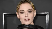 Rose McGowan on shaving her head, 'breaking up with the world' and why Hollywood is a 'cult'