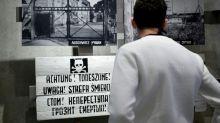 """""""Je suis en vie"""": les rescapés de la Shoah commémorent la libération d'Auschwitz"""