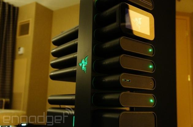 Project Christine offers a glimpse of Razer's insane future through modular computing