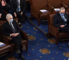 The Senate is effectively deadlocked over McConnell's filibuster demand