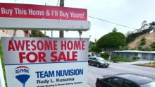 US existing home sales fall in April