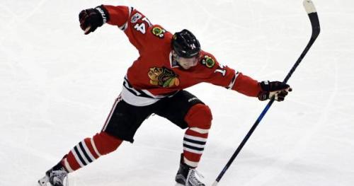 Hockey - NHL - NHL : Chicago perd à Tampa Bay