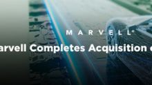 Marvell Completes Acquisition of Aquantia