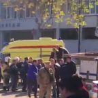 Crimea bombing: 18 dead, mostly teens, after explosion at college in Kerch, Russia says