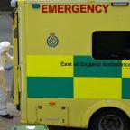 Britain orders 10,000 ventilators in fight against coronavirus - source