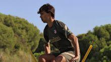El Atlético insiste en su preparación sin Simeone, Costa y Arias