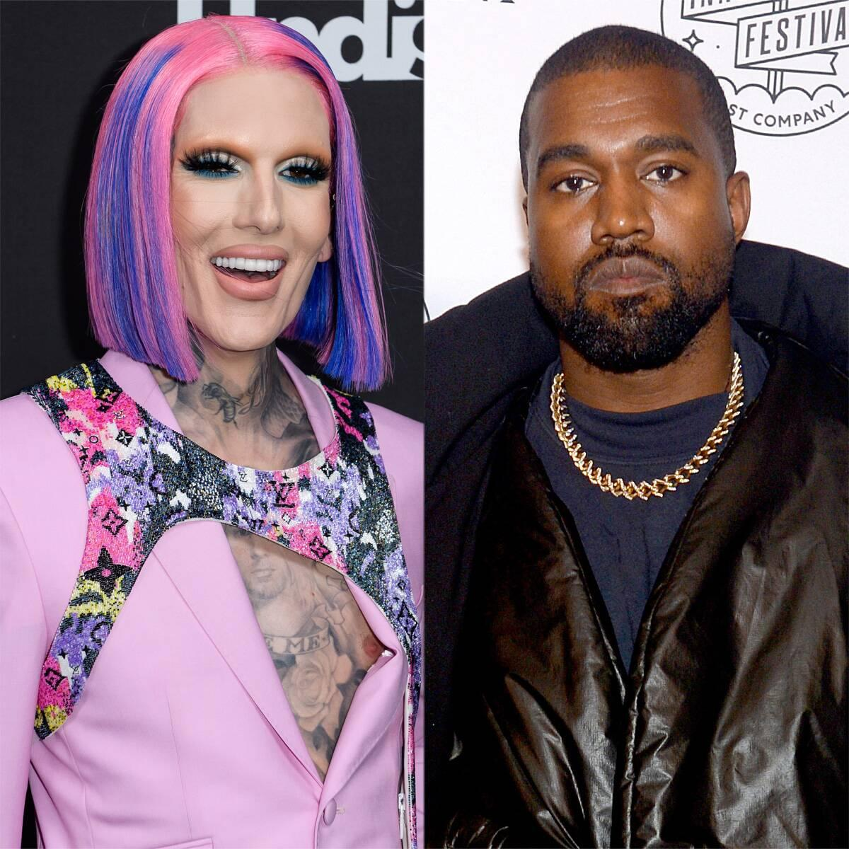No, Those Rumors About Kanye West and Jeffree Star Aren't True