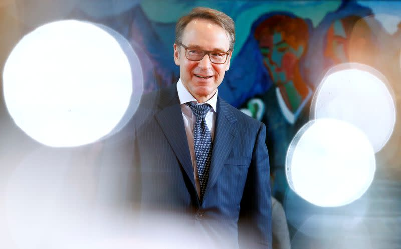 Unclear if measures to tackle coronavirus sufficient - ECB's Weidmann to Bloomberg