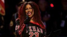 Chaka Khan's national anthem at NBA game roasted by viewers: 'She's giving me Fergie vibes'