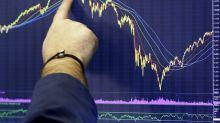 Stock futures fall, tech tumbles, bitcoin crashes