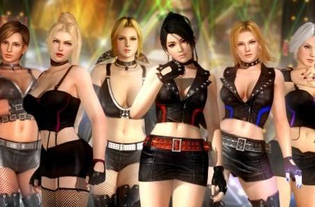 Teams duke it out in Dead or Alive 5 Ultimate