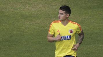 """La ex moglie consiglia James Rodriguez: """"Deve giocare in Serie A"""". Juve e Napoli all'assalto"""