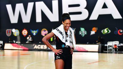Wilson is living large in Saweetie's music video