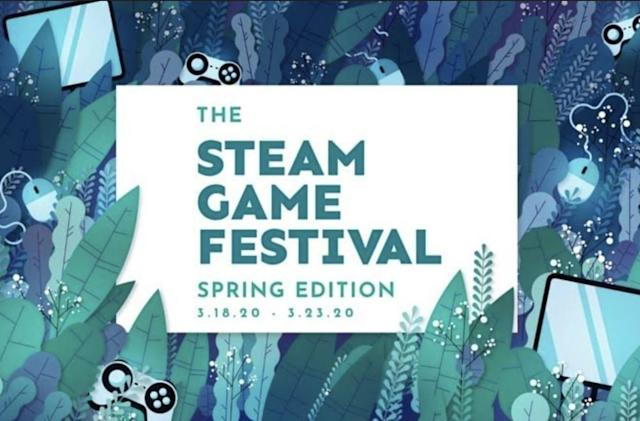 Steam Game Festival lets you play indies that would've been at GDC
