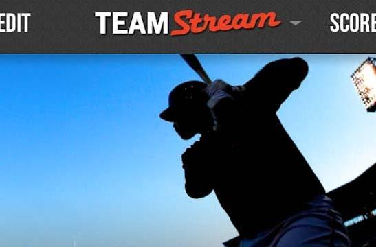 Team Stream is one stop shopping for all your sports information