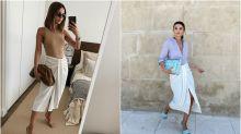 Esta es la falda pareo de Zara que enamora a las 'influencers'