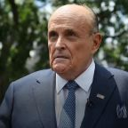 Giuliani's law license suspended in N.Y. state