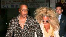 Así se vistieron para la fiesta de Beyoncé