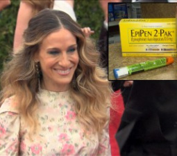 Sarah Jessica Parker Quits as EpiPen Spokeswoman After Manufacturer Raises Price by 400 Percent