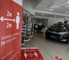 Coronavirus: Aston Martin and Lookers cut 2,000 jobs as car sales plummet
