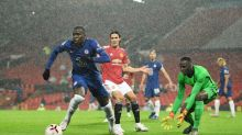 United frustrated by Chelsea in goalless draw
