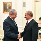 Russia's Putin, Israel's Netanyahu to discuss Syria in Moscow