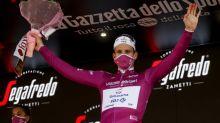 Arnaud Demare vence mais uma etapa do Giro da Itália de ciclismo