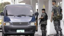 Officer found shot dead at Philippine presidential compound