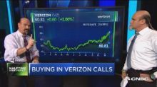 Unusual options activity in Paypal and this telecom giant