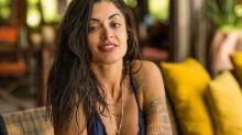 Criticada nas redes sociais, Aline Riscado detona internauta