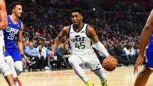 NBA DFS Picks: Building Blocks for Saturday, April 10th | Donovan Mitchell