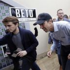 The Latest: O'Rourke evokes Trump's 'Lyin' Ted' in debate