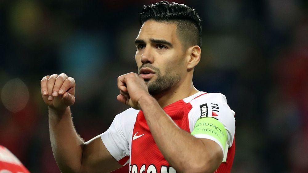 ¿Cuántos goles lleva Radamel Falcao en su carrera?