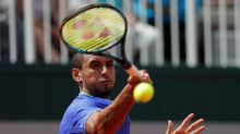 Kyrgios overcomes injury and Kohlschreiber at French Open