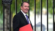 UK's divorce bill figure can only come with final Brexit deal - Liam Fox