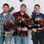 Man's 'Rose Rush' service sends roses to single women, widows and military wives for Valentine's Day