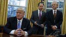 USA und Mexiko einigen sich nicht bei Migration und Zöllen
