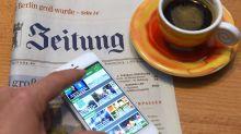 Die News kommt per Smartphone - aber selten von Facebook