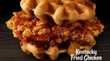 KFC's new menu item is a brunch standard