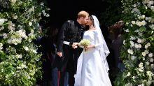 El increíble destino de las flores de la boda del príncipe Harry y Meghan Markle