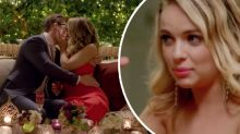 'I didn't eat for three days': Bachelor contestant on devastating toll of THAT kiss