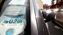 Car tax evasion triples after scrapping of paper discs