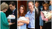 Hello, World! So wurden die Royal Babys erstmals präsentiert