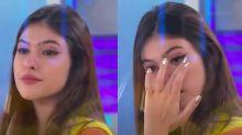 Asmática, atriz passa mal ao vivo durante prova do 'Passa ou Repassa'