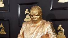 ¿Qué les pasó a estas celebridades en la alfombra de los Premios Grammy?