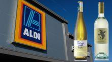 Bargain $6 Aldi wine wins big
