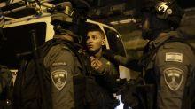 Palestinians, Israeli settlers scuffle in east Jerusalem