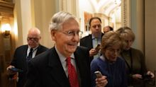 Mitch McConnell Unites Republicans On Impeachment Trial Rules