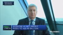 Scentre CEO says retail 'continues to evolve'